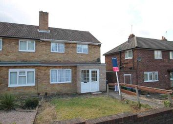 Thumbnail 2 bed semi-detached house to rent in Coppice Road, Cradley Heath, West Midlands