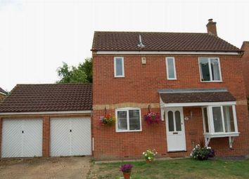 Thumbnail 3 bed detached house to rent in Liberty Drive, Duston, Northampton