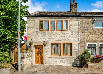 Thumbnail 2 bedroom cottage for sale in New Hey Road, Outlane, Huddersfield