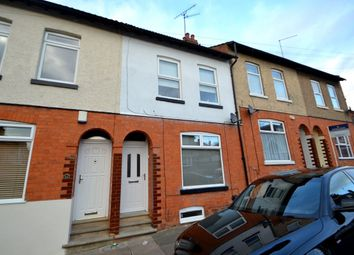 Thumbnail 2 bed terraced house to rent in Norton Road, Kingsthorpe, Northampton