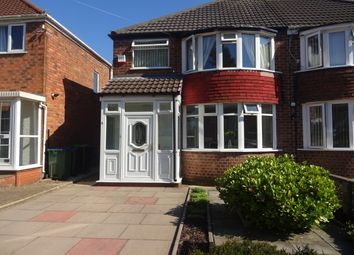 Thumbnail 3 bedroom property to rent in Appleton Avenue, Great Barr, Birmingham