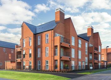 """Thumbnail 2 bedroom flat for sale in """"Farlyngton House - Ground Floor - Plot 240"""" at Andover Road North, Winchester"""