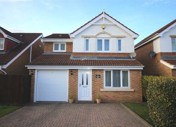 Thumbnail 3 bed detached house to rent in Longhirst Drive, Southfield Gardens, Cramlington