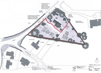 Thumbnail Land for sale in New Development, The Vicarage, Bosbury, Ledbury, Herefordshire