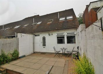 Thumbnail 4 bedroom end terrace house for sale in Gibbwin, Great Linford, Milton Keynes