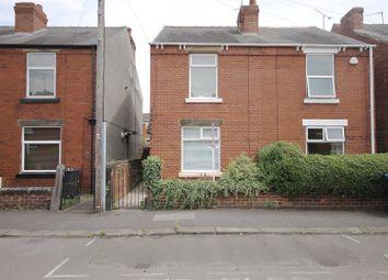 Thumbnail 2 bedroom semi-detached house for sale in Heaton Street, Brampton, Chesterfield
