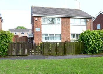 Thumbnail 2 bed semi-detached house for sale in Ewen Court, North Shields