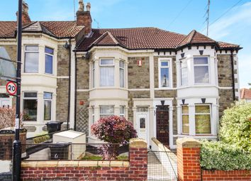 Thumbnail 3 bed terraced house for sale in Plummers Hill, St George, Bristol