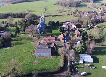 Thumbnail Barn conversion for sale in Church Lane, North Elmham, Dereham