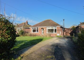 Thumbnail 3 bed detached bungalow for sale in Church Street, Northborough, Peterborough
