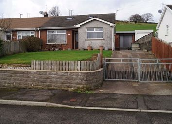 Thumbnail 3 bedroom semi-detached bungalow for sale in Goitre Coed Isaf, Abercynon, Mountain Ash
