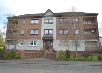 Thumbnail 2 bed flat for sale in Kylemore Crescent, Motherwell
