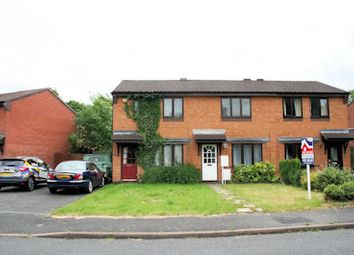 Thumbnail 2 bed terraced house for sale in Curlew Drive, Telford