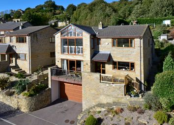 Thumbnail 5 bed detached house for sale in Daleside, Thornhill, Dewsbury