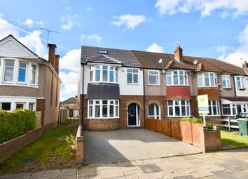 Thumbnail 4 bed end terrace house for sale in Kelmscote Road, Coventry