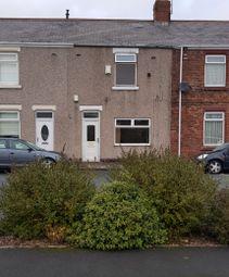 Thumbnail 2 bed terraced house for sale in Watt Street, Ferryhill, County Durham