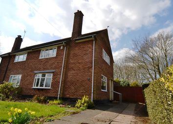 Thumbnail 2 bedroom property to rent in Romsley Road, Bartley Green, Birmingham
