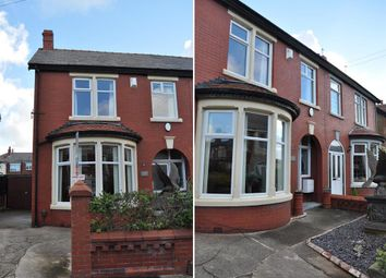Thumbnail 4 bedroom semi-detached house for sale in Dutton Road, Blackpool