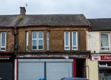 Thumbnail 4 bed flat for sale in Grahams Road, Falkirk
