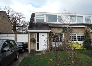 Thumbnail 3 bed semi-detached house to rent in Knaves Acre, Headcorn, Ashford