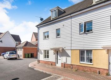 Thumbnail 4 bedroom end terrace house for sale in Costessey, Norwich, Norfolk