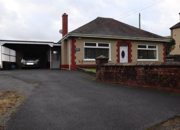 Thumbnail 2 bed detached bungalow for sale in Penallt Road, Llanelli