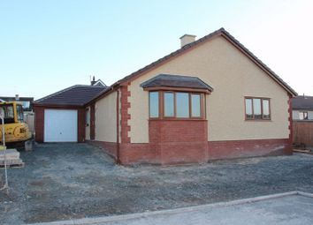 Thumbnail 3 bed detached bungalow for sale in Gwel Y Mor Vista Del Mar, Valley, Holyhead