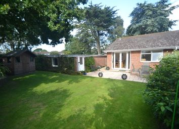 Thumbnail 2 bed terraced bungalow for sale in Ridgefield Gardens, Highcliffe, Christchurch