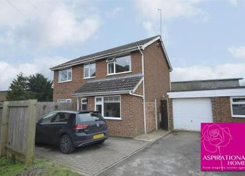 Thumbnail 3 bed detached house for sale in Nichols Way, Raunds, Northamptonshire