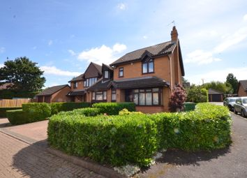 Thumbnail 4 bedroom detached house to rent in Loughton, Milton Keynes