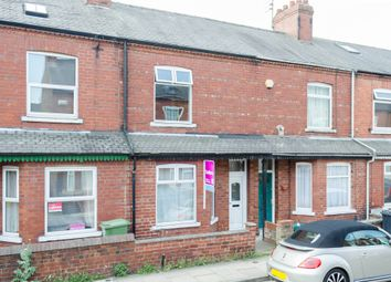 Thumbnail 2 bed terraced house to rent in Garth Terrace, York