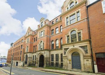 Thumbnail 1 bed flat to rent in The Stoneyard, Plumptre Street, The Lace Market, Nottingham