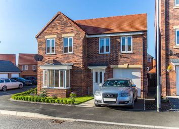Thumbnail 4 bedroom detached house for sale in Font Drive, Blyth