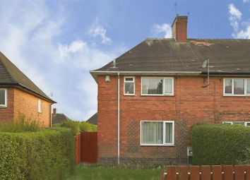3 bed end terrace house for sale in Leybourne Drive, Bestwood, Nottinghamshire NG5