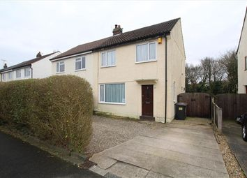 Thumbnail 3 bed property for sale in Ashwood Road, Preston