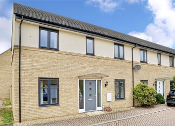 Thumbnail 3 bed end terrace house for sale in Skylark Place, St. Ives, Cambridgeshire