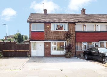 Thumbnail 3 bed terraced house for sale in Priestley Road, Mitcham