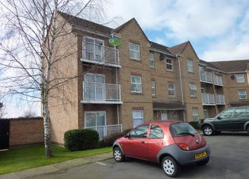 Thumbnail 2 bed flat to rent in Kilderkin Court, Parkside, Coventry, West Midlands
