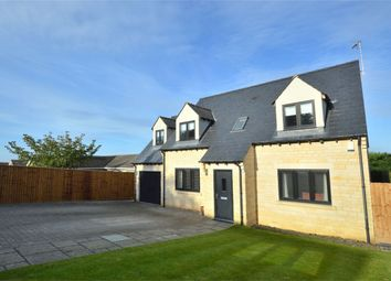 Thumbnail 4 bed detached house for sale in Aesops Orchard, Woodmancote, Cheltenham