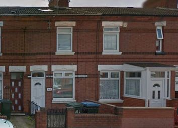 Thumbnail 3 bedroom terraced house to rent in Caludon Road, Coventry, West Midlands