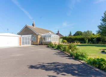 Thumbnail 2 bed detached bungalow for sale in Main Road, Quadring, Spalding