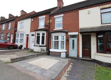 Thumbnail 2 bed terraced house for sale in Tamworth Road, Two Gates, Tamworth