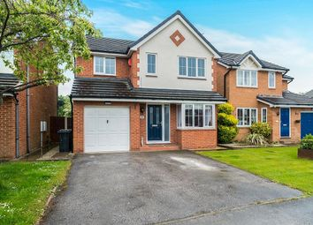Thumbnail 4 bed detached house for sale in Cramfit Crescent, Dinnington, Sheffield