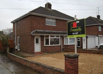 Thumbnail 2 bed semi-detached house to rent in Eastern Avenue, Old Walcot, Swindon