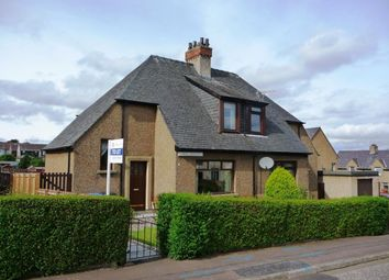 Thumbnail 3 bed semi-detached house to rent in Carse Crescent, Laurieston