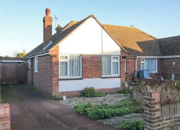 Thumbnail 2 bed semi-detached bungalow for sale in Noble Gardens, Margate