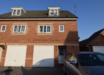 Thumbnail 3 bed semi-detached house for sale in Barron Road, Brampton Bierlow, Rotherham