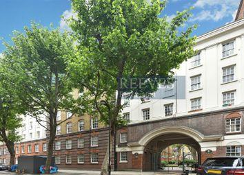 Thumbnail 3 bedroom block of flats to rent in Portpool Lane, London
