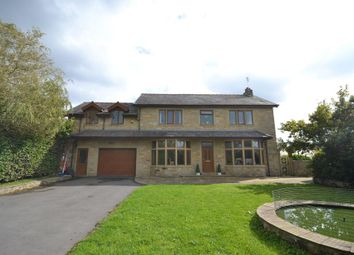 Thumbnail 4 bed detached house for sale in Longsight Road, Clayton Le Dale