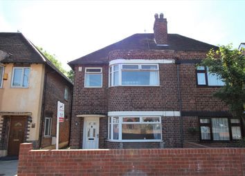 Thumbnail 3 bed semi-detached house for sale in Lower Road, Beeston, Nottingham